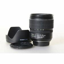 Canon EF-S 15-85mm F/3.5-5.6 IS USM Zoom Objektiv - EFS 3,5–5,6/15-85 IS USM