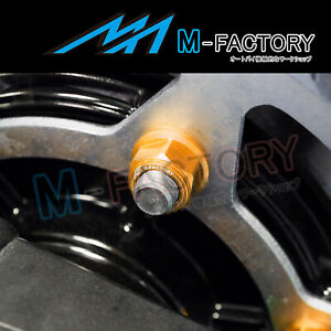 Rear Hex Sprocket Nuts Fit Kawasaki ZRX1100 97-01 ZRX1200S