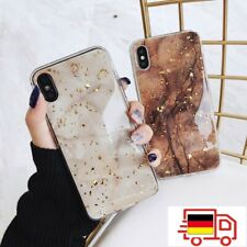 Bling Marmor Gold Case Für iPhone X 7 8 X XR SE 2020 11 12 Pro Max Phone Cover