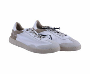 DIESEL Mens Sneakers Leather Lace up Trainers Casual Shoes F6-2876