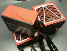 3 x Xigmatek Vector 750watt power supply