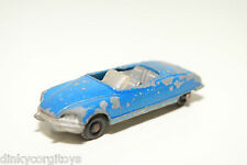 TUF-TOTS TUF TOTS LONE STAR CITROEN DS CABRIOLET BLUE GOOD CONDITION