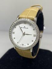 Blancpain Villeret Ultra Slim Automatic Diamond Ladies Watch 6104-4628-55a New