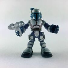 Playskool Star Wars Galactic Heroes Jedi Force JANGO FETT Action Figure