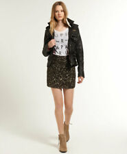 Superdry Womens Disco Luxe Skirt