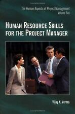 Human Resource Skills for the Project Manager: The Human Aspects of Pr-ExLibrary