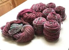 Cherry Tree Hill Potluck Worsted Yarn Lot of 6 skeins