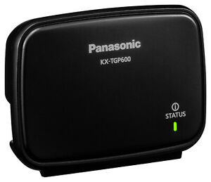 Panasonic KX-TGP600UK SIP Cordless Phone Base Station & Power Lead