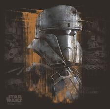 STAR WARS ROGUE One-TANK Trooper nero-pronte incorniciato tela 40x40cm