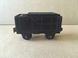 "Vintage Plastic Model Train COAL CAR, Odd Scale (.925"") Gauge, Made in Japan"