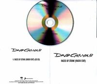DAVID GILMOUR Faces Of Stone 2015 UK 1-track promo test CD