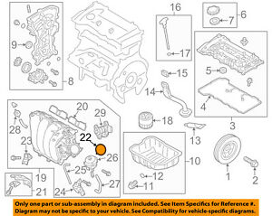 HYUNDAI OEM 11-18 Elantra Throttle Body-Gasket 283122E000