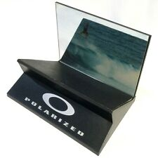 RARE OAKLEY SUNGLASSES STAND Surfing Scene Polarized Collector Display Holder