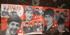 "The Beatles POSTER 19"" x 53"""