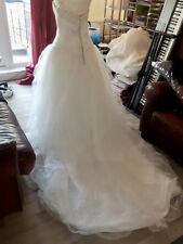 Maggie Sottero Wedding Dress Size 12 - Used for photoshoot, not for wedding
