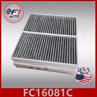 FC16081C(CARBON) PREMIUM CABIN AIR FILTER for G550 GL320 GL350 GL450 & GL550