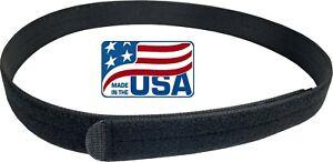 Velc.. Deluxe Nylon Inner Waist Belt Police Fire EMS Reversible with Loop Face