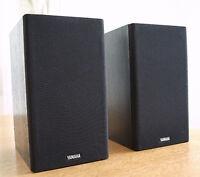 Used YAMAHA NS-10MM Mini Matching Pair Studio Monitor Speaker