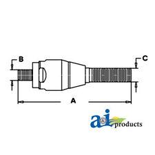 Compatible With John Deere Tie Rod Al68253 365036403350325531553150314030