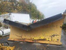 Heavy Duty V Plow 12 Ft Expressway Snow Plow Hydraulic Truck Tractor