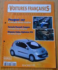 Voitures françaises de collection Hachette-Norev n°132, Peugeot 106