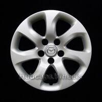 Mazda3 2010-2013 Hubcap - Genuine Factory Original 16-inch OEM Wheel Cover 56555