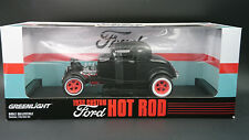 FORD Hot Rod Custom 1932 noir mate 1/18