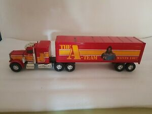 Vintage 1983 The A Team Truck Mr T