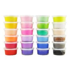 1PCS Colorful  Plasticine Clay Jelly Slime Mud Kid Intelligent Toys POP