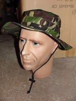 Chapeau de brousse Armée Anglaise taille 58 camouflage DPM bonnie hat bob