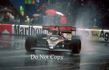 Stefan Bellof Tyrell 012 Monaco GP 1984 Photograph 5