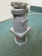 Russellstoll Receptacle B-10572 no cap Used