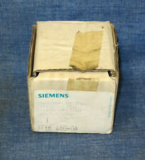 Siemens 3TB48 Replacement Contact Kit Cat. No. 3TY6480-0A Made in Germany