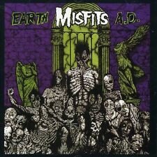 Earth A.D. - Misfits (1996, CD NUOVO)