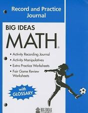 Big Ideas Math : Record and Practice Journal (2011, Paperback)