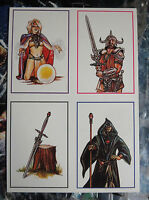 1991 Advanced Dungeons Dragons Trading Card Store Promo