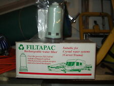 Filtapac Rechargable water filter
