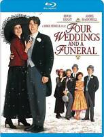 Four Weddings and a Funeral (Blu-ray Disc, 2011) - NEW!! Free Shipping