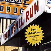 PAUL McCARTNEY RUN DEVIL RUN CD
