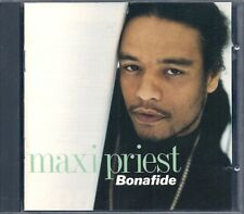 CD ALBUM 12 TITRES--MAXI PRIEST--BONAFIDE--1990