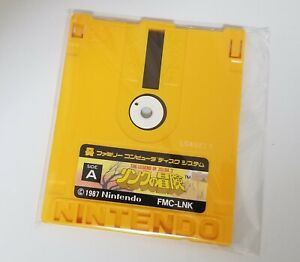 Nintendo Famicom Disk System ZELDA II 2 : The Adventure of Link Japan 0509A30