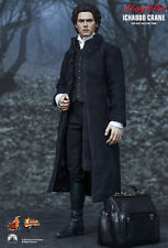 Sleepy Hollow - Ichabod Crane 1/6th Scale Hot Toys Action Figure NEW IN BOX