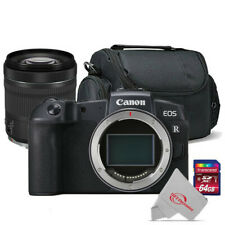 Canon EOS RP Mirrorless Digital Camera Black + RF 24-105mm IS STM Essential Kit