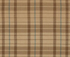 1.875  yrds Upholstery Fabric by Ralph Lauren Whitton Plaid / Camel