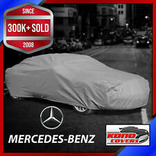 MERCEDES [OUTDOOR] CAR COVER ✅ Weatherproof ✅ 100% Full Warranty ✅ CUSTOM ✅ FIT
