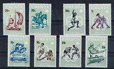 RWANDA 713 à 720 ** MNH 1976 XXIème JEUX OLYMPIQUES DE MONTREAL CANADA