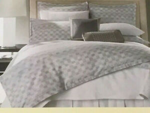 Barbara Barry Queen Pillow Sham - Illusion Quick Silver