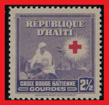 Zayix - 1945 Haiti 369 MNH - Red Cross
