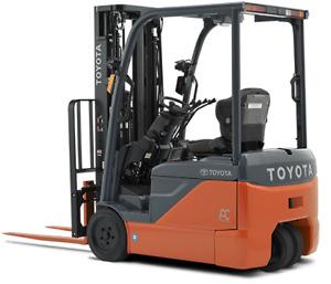 2 x TOYOTA FORKLIFT KEY - new range