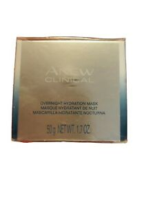 AVON Anew CLINICAL OVERNIGHT HYDRATION MASK LOOK YOUNGER REALLY GREAT BUY